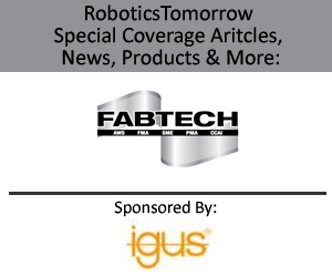 Special Tradeshow Coverage for FABTECH 2017