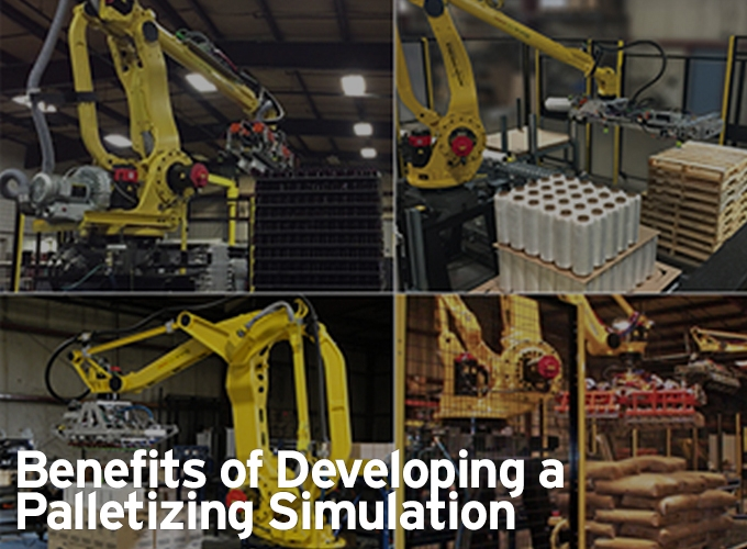 Benefits of Developing a Palletizing Simulation