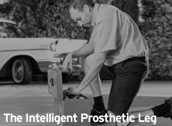 The Intelligent Prosthetic Leg
