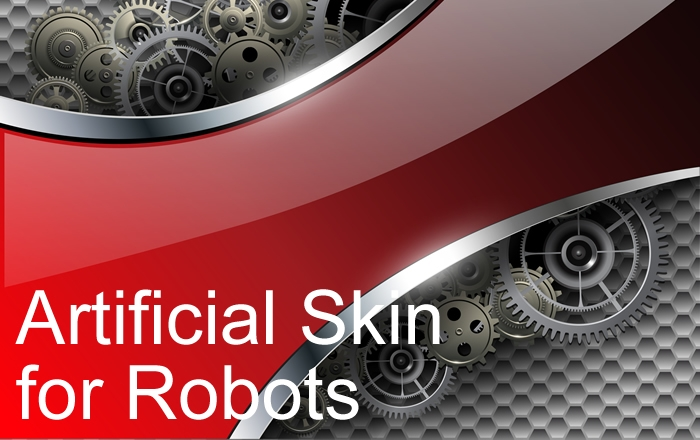Artificial Skin for Robots