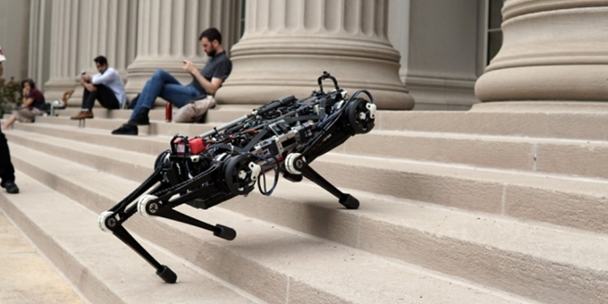 MIT Created a Blind Robot That Can Run and Jump