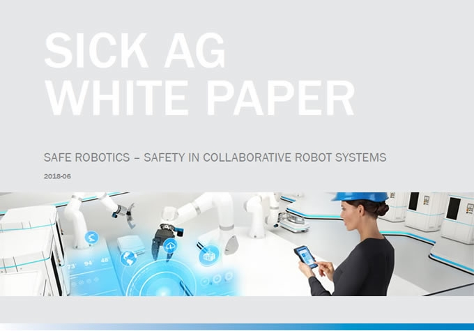 SICK is taking safety to the next level with collaborative robot systems