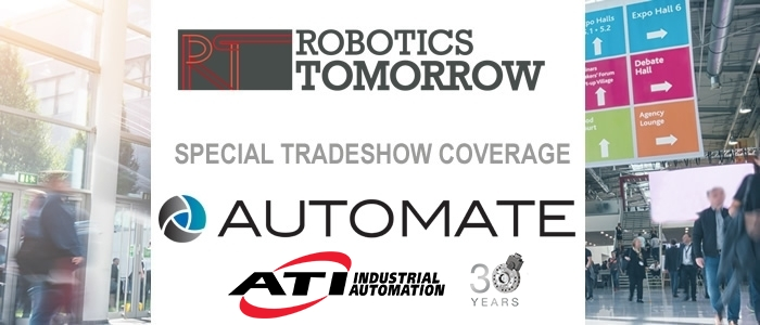 Talking Automate 2019 with ATI Industrial Automation