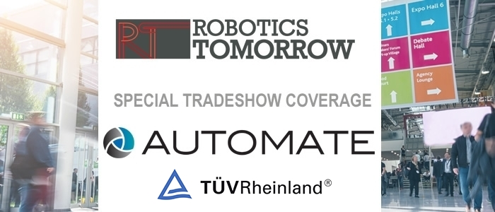 Talking Automate 2019 with TÜV Rheinland