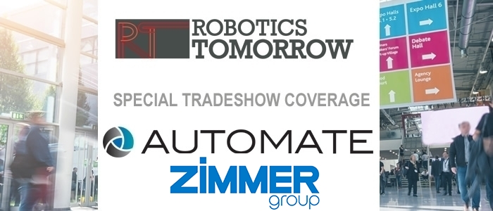 Talking Automate 2019 with Zimmer Group