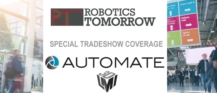 Talking Automate 2019 with LMI Technologies