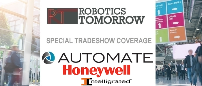 Talking Automate 2019 with Honeywell Intelligrated