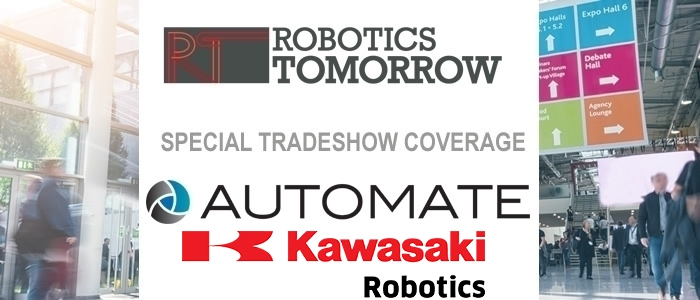 Talking Automate 2019 with Kawasaki Robotics
