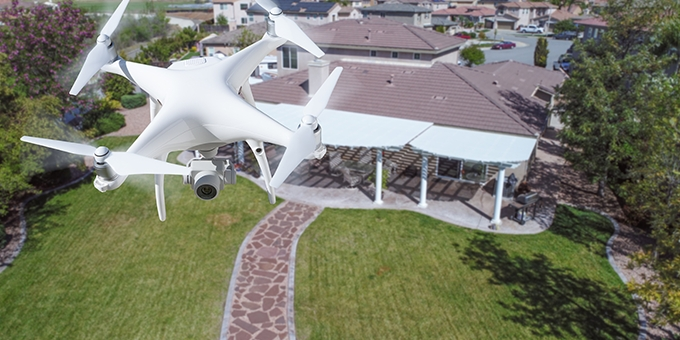Real Estate Drones Are Here to Stay but Guidelines Need to Be Followed