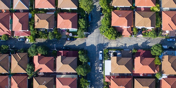 Drones for inspecting Roofs for Home Insurance Are Becoming the Norm