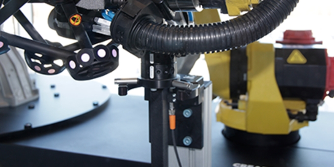 Automated Inspection with Automatic Tool Changers