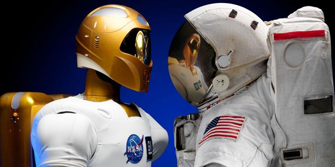 Will Creating Robots for Space Travel Become More Necessary in the Near Future?