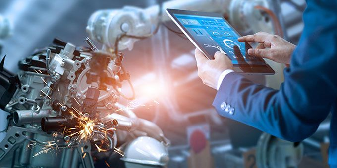 6 Disrupting Trends in Industrial Robotics Poised To Transform Manufacturing