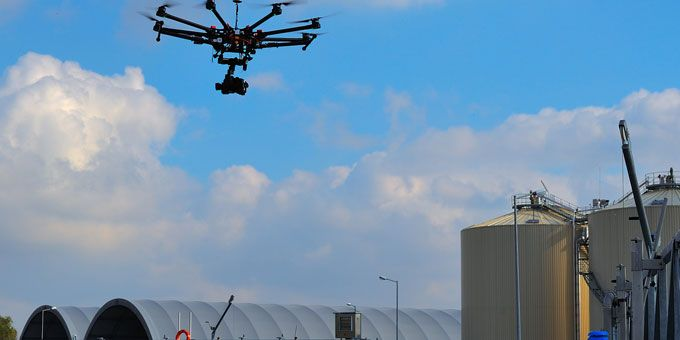 How Drones Are Disrupting The Insurance Industry