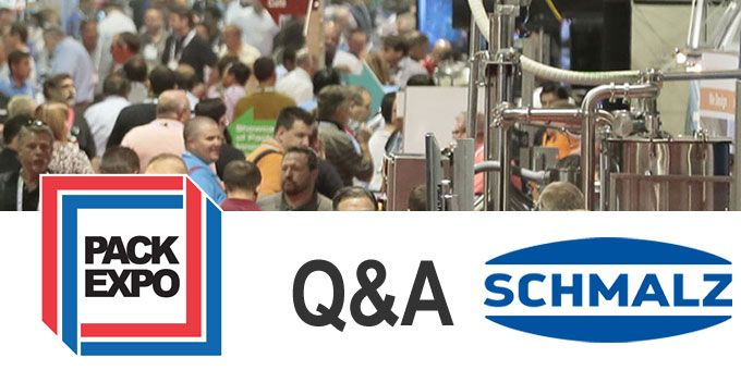 PACK Q&A with Schmalz