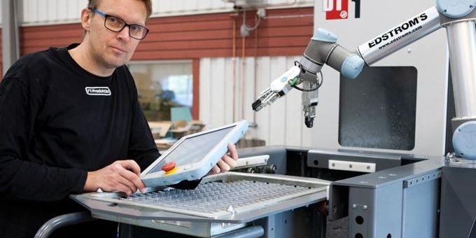FT-Produktion Boosts Output Capacity Without Adding Personnel by Employing Combination of Collaborative Robots and Robot Grippers