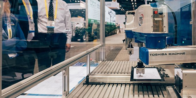 Pick, Purchase and Program Your First Industrial Robot