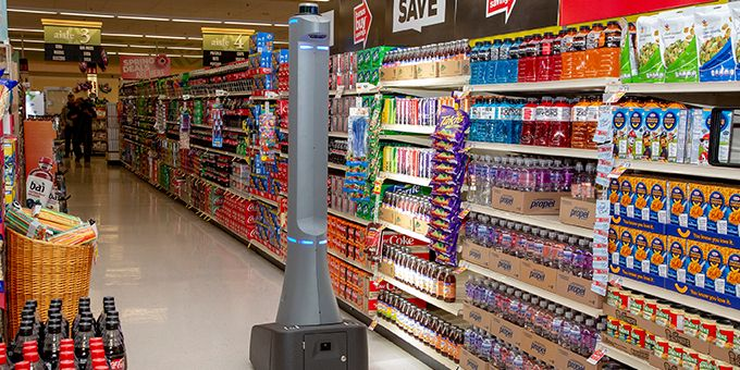 Readers Choice 2020:  How Do You Train a Retail Robot?