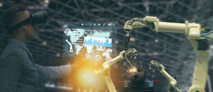 COMPUTER VISION AND ROBOTICS EXPAND INDUSTRIAL CAPABILITIES