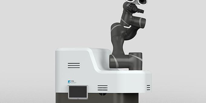 MARS - Mobile Arm Robot System