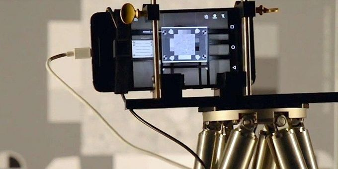 How Hexapod Robotic Platforms Can be used to Test Image Quality of Digital Imaging Cameras
