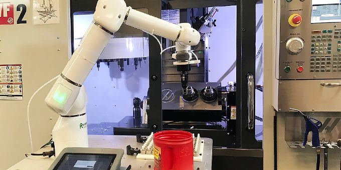 Case Study: Swiss Productions Maximizes Output with Two Productive Robotics OB7 Cobots