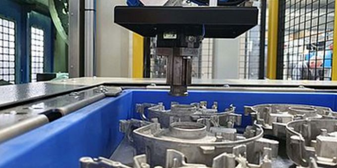 Robots Automate Machine Tools