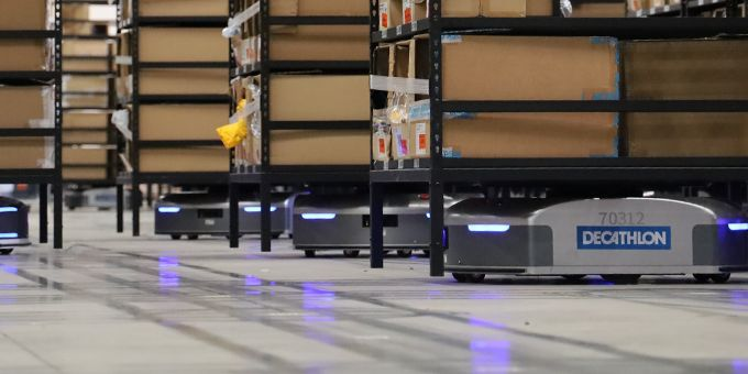 The Future of Smart Logistics Automation