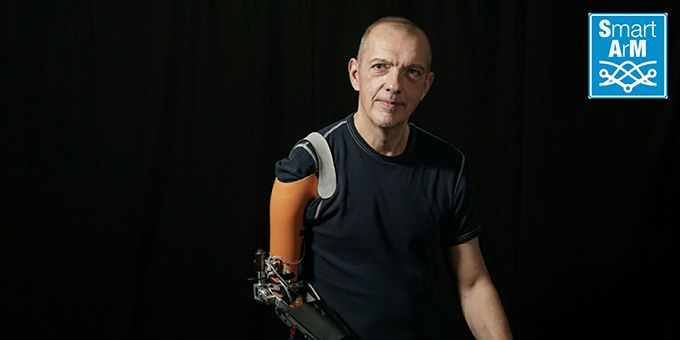 Smart ArM: Pushing the limits of the human body
