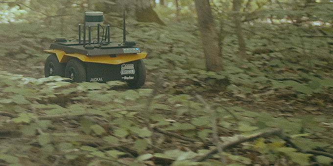 Inertial Navigation Solution in Delivery Robots & Drones