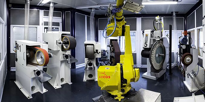 Robotic Finishing Systems