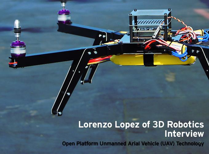 Interview - Unmanned Arial Vehicle (UAV) Tech