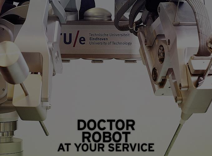 Doctor Robot at Your Service