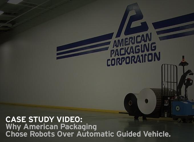 Case Study: Why American Packaging Chose Robots Over AGVs