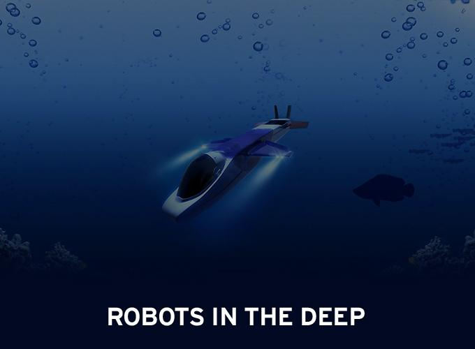 Robots in the Deep