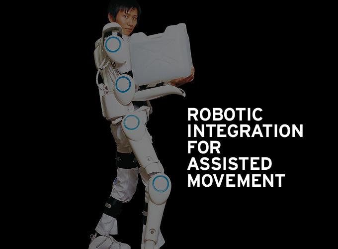 Robotic Integration For Assisted Movement