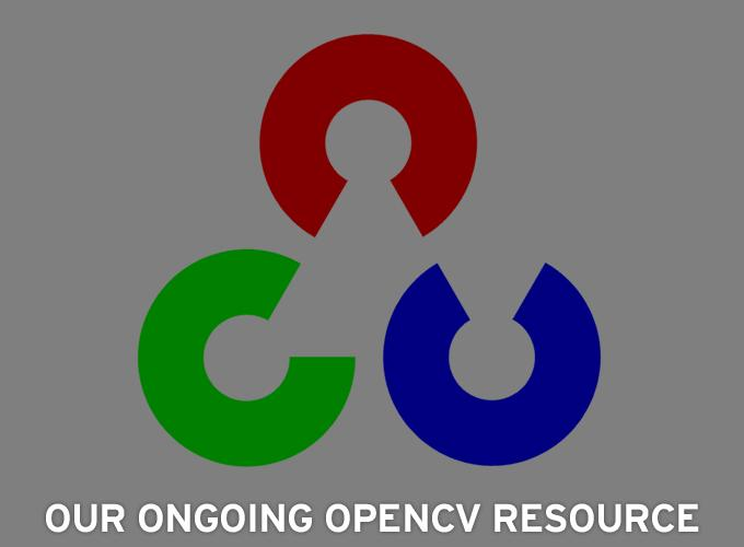 Our Ongoing OpenCV Resource