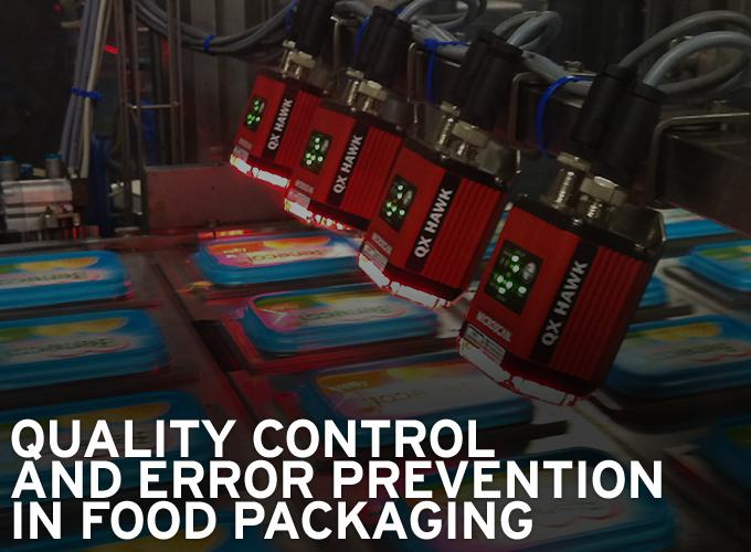 Quality Control and Error Prevention in Food Packaging