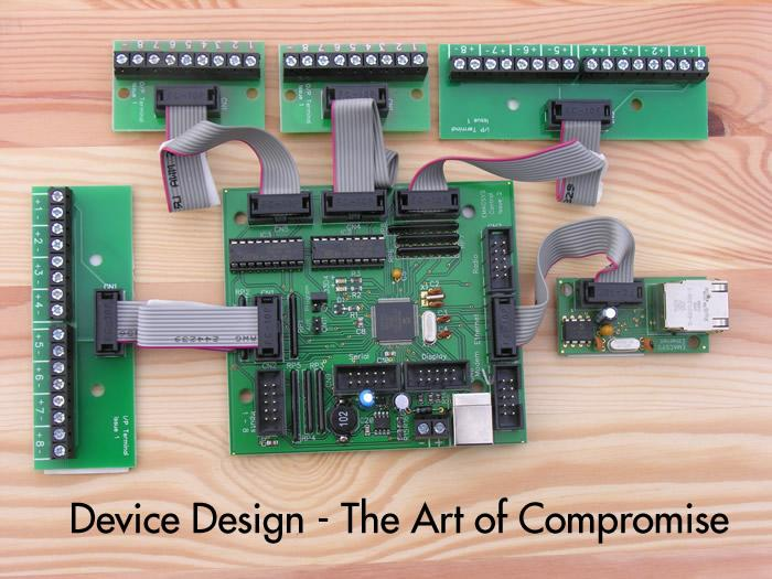 Device Design - The Art of Compromise