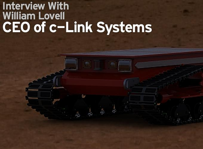 Interview With William Lovell, CEO of c-Link Systems