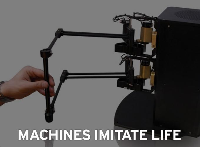 Machines Imitate Life