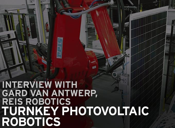 Interview With Gard Van Antwerp Of Reis Robotics