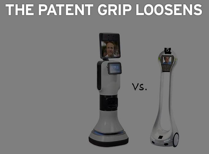 The Patent Grip Loosens