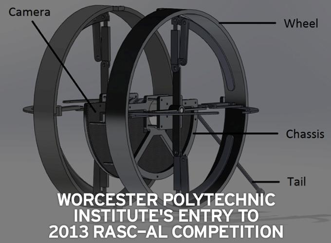 Worcester	Polytechnic Institute's Entry to 2013 RASC-AL Competition