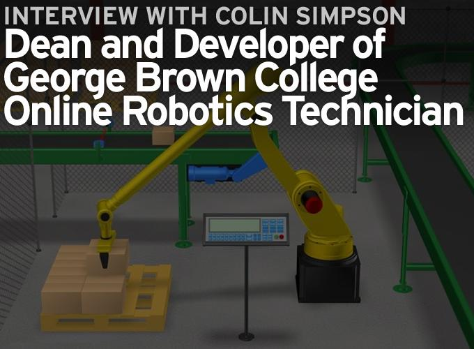 Online Robotics Certificate Program