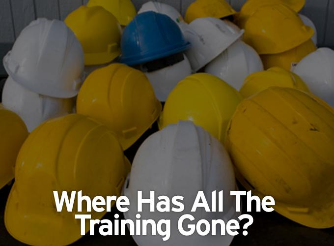 Where Has All the Training Gone?