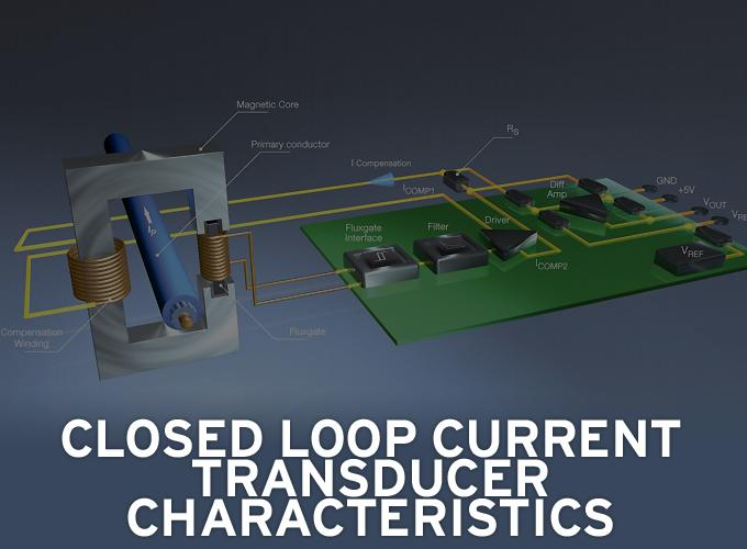 Closed Loop Current Transducer Characteristics