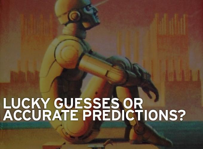 Lucky guesses or accurate predictions?