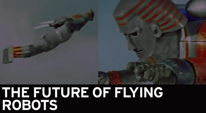 The Future of Flying Robots