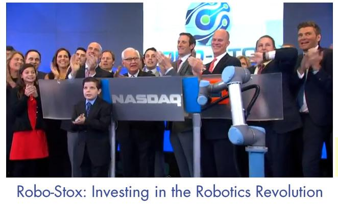 Robo-Stox: Investing in the Robotics Revolution